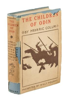Children of Odin illustrated by Willy Pogany