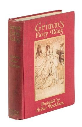 Grimm's Fairy Tales with Rackham illustrations