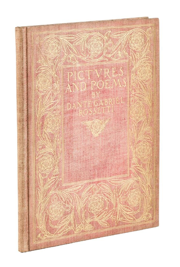 Pictures & Poems by Dante Gabriel Rossetti