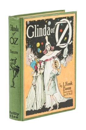Glinda of Oz 1st printing