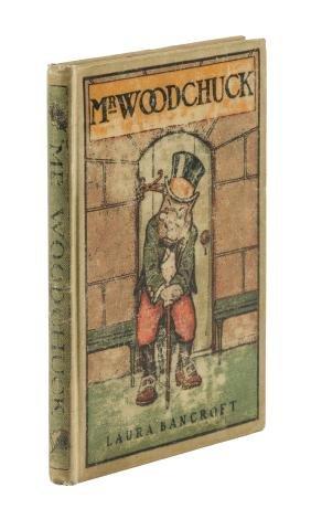 Mr. Woodchuck by Baum as Bancroft