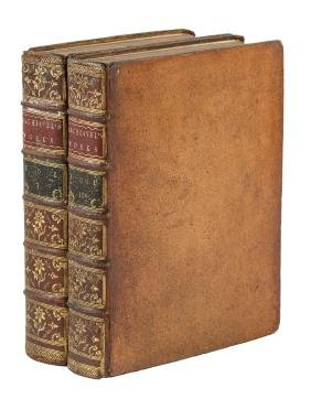 First Edition Farneworth's Works of Machiavelli