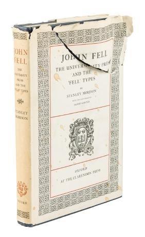 John Fell: The University Press and the 'Fell' Types