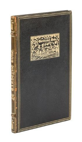 Printed by John Henry Nash, bound by Root