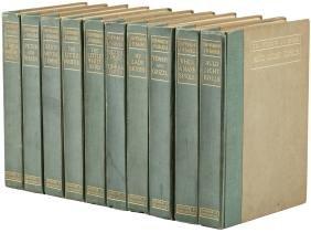 Works of J.M. Barrie Kirriemuir Edition
