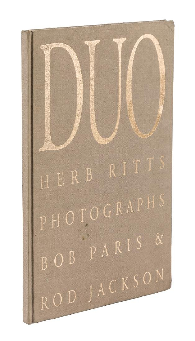 DUO: Herb Ritts