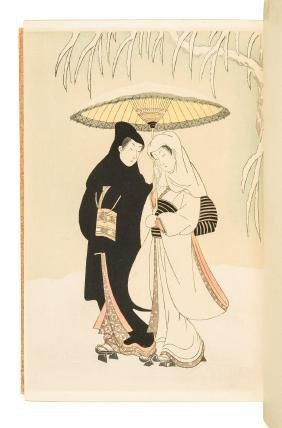 Catalog raisonne of the works of Harunobu Suzuki.