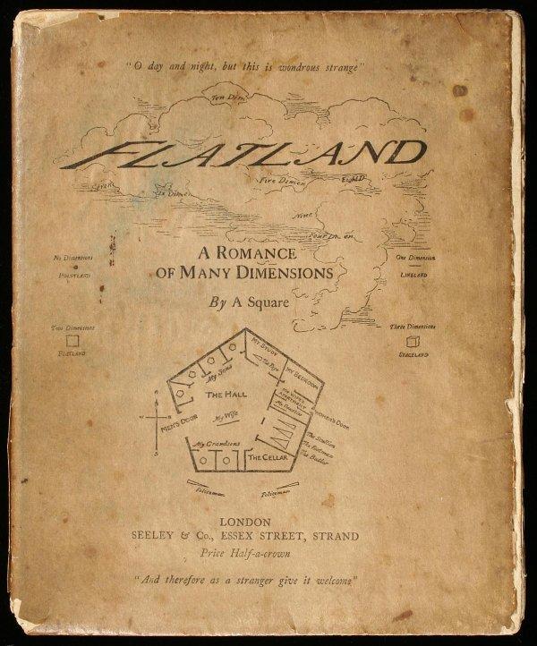 1: Flatland: A Romance of Many Dimensions. With Illustr