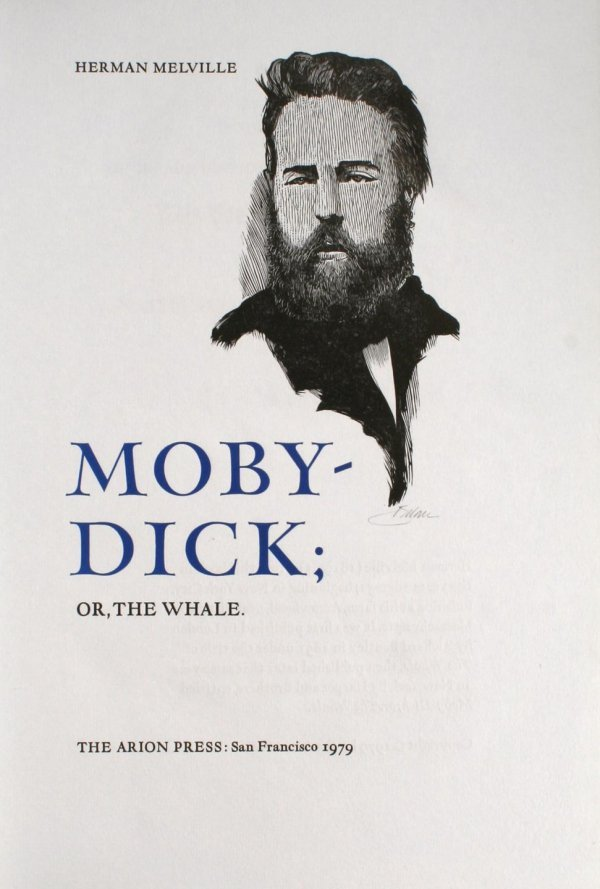3: Moby-Dick; or, The Whale