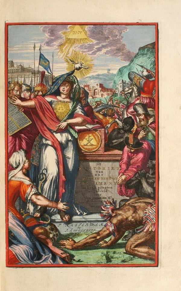 9: Le Grand Tableau De l'Univers, ou l'Histoire des Eve
