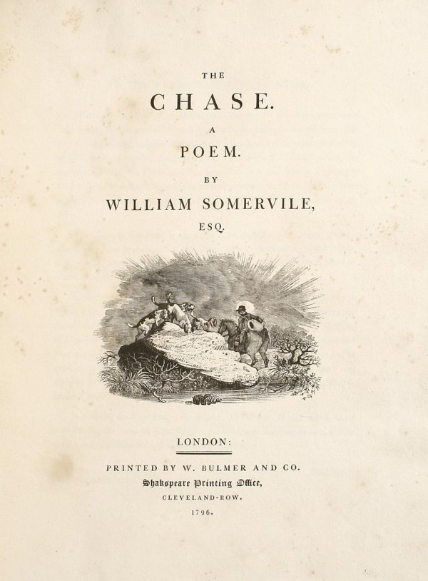 14: The Chase: A Poem