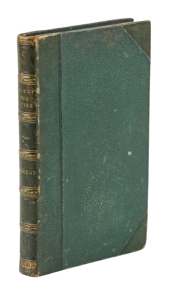 Dickens Tale of Two Cities First Edition