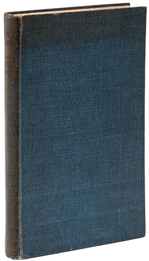 Cobden-Sanderson's copy of Wordsworth