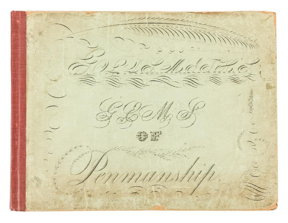 Goldsmith's Gems of Penmanship 1846