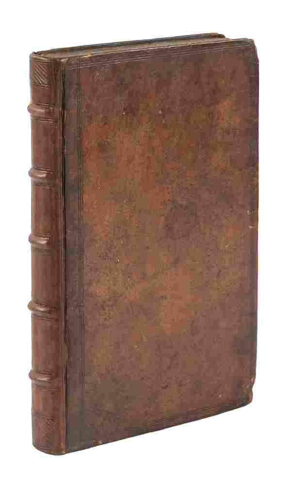 First edition of Thomas Hobbes' Leviathan, 1651