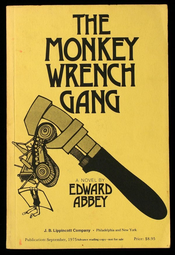 1002: The Monkey Wrench Gang