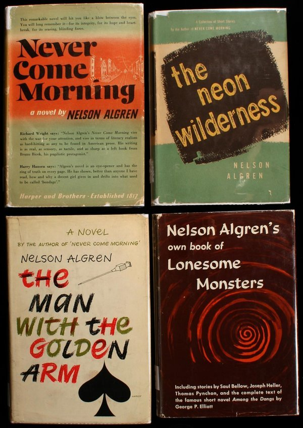 1007: Lot of 4 first editions
