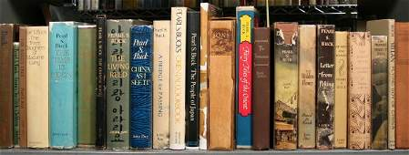 1354: Lot of 48 volumes