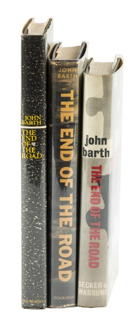 Barth's End of the Road 3 editions