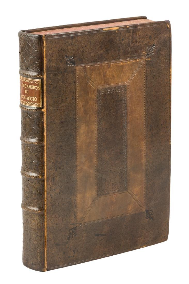 1725 reprinting of 1527 Decameron