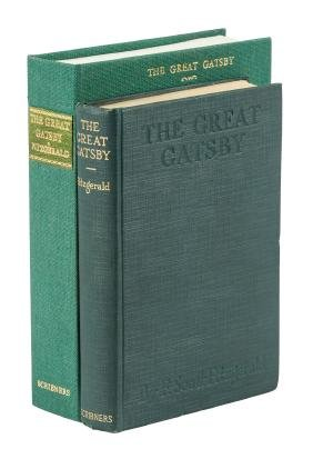 First Issue Of Fitzgerald's Great Gatsby