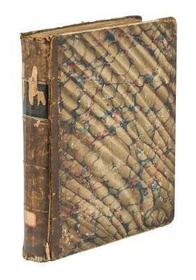 Confederate Newspaper Scrapbook, 1864-1866