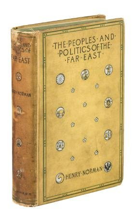 Peoples And Politics Of The Far East 1895