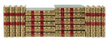 Grotes History of Greece etc 18 finely bound volumes