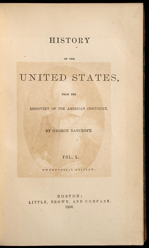 2019: History of the United States from the Discovery o