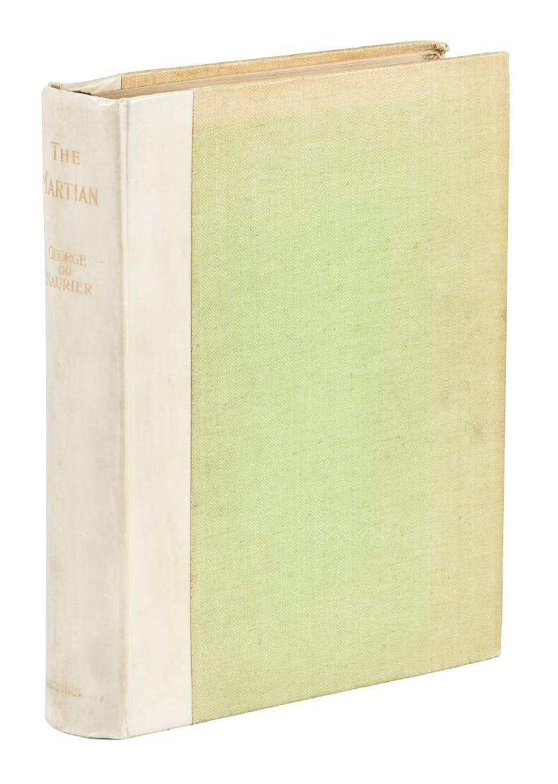 George du Maurier The Martian large paper copy
