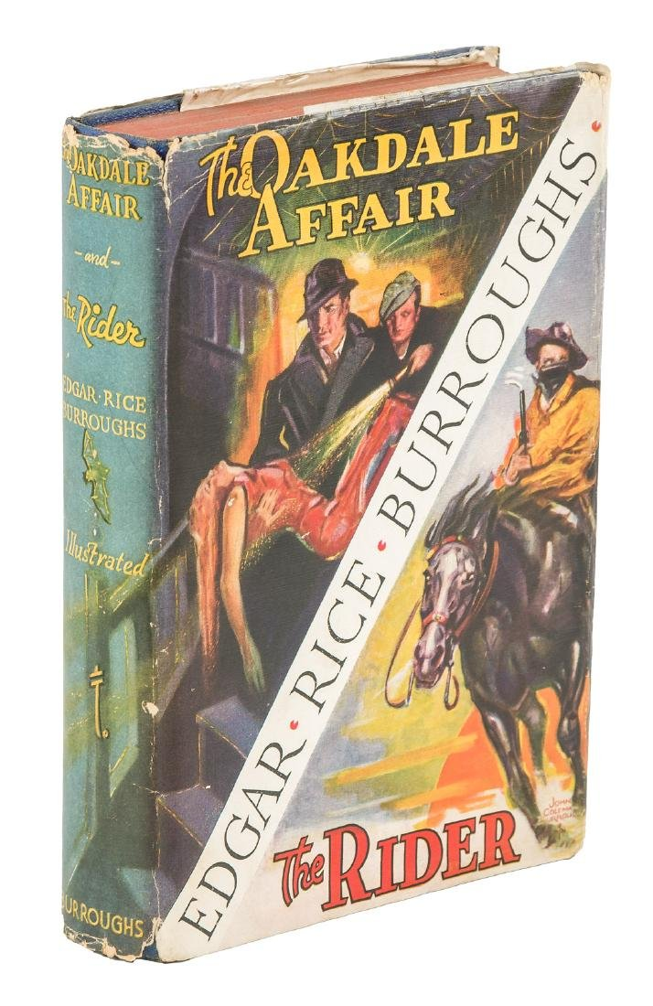 Burroughs Oakdale Affair [and] The Rider 1st w/jacket