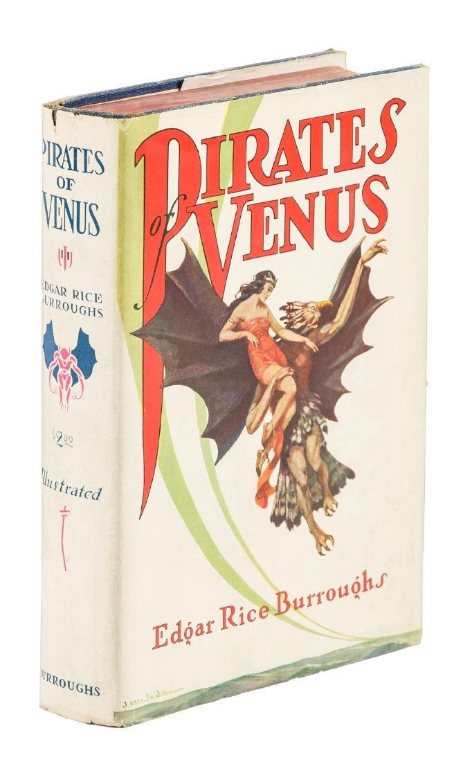 1st in Burroughs' Venus series w/jacket