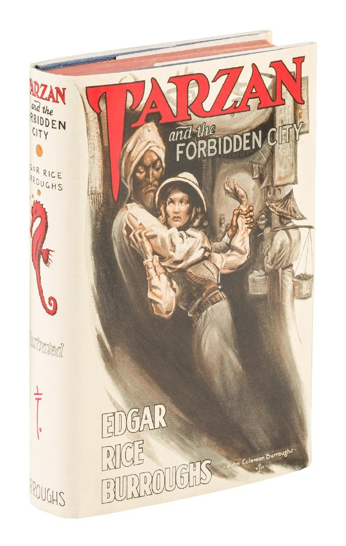 Tarzan Forbidden City 1st in dj