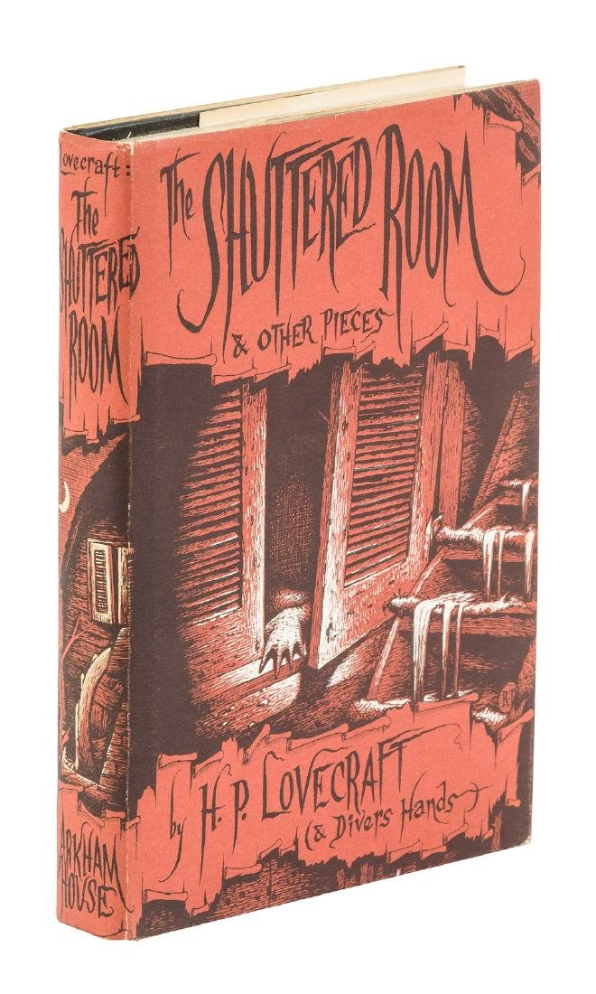 H.P. Lovecraft The Shuttered Room