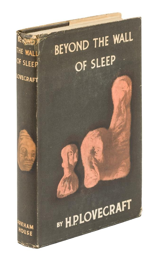 H.P. Lovecraft Beyond the Wall of Sleep