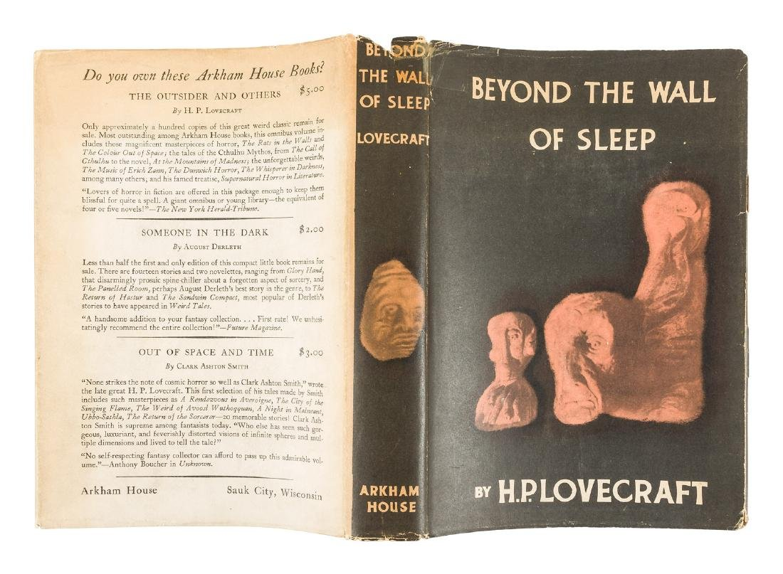 H.P. Lovecraft Beyond the Wall of Sleep - 6