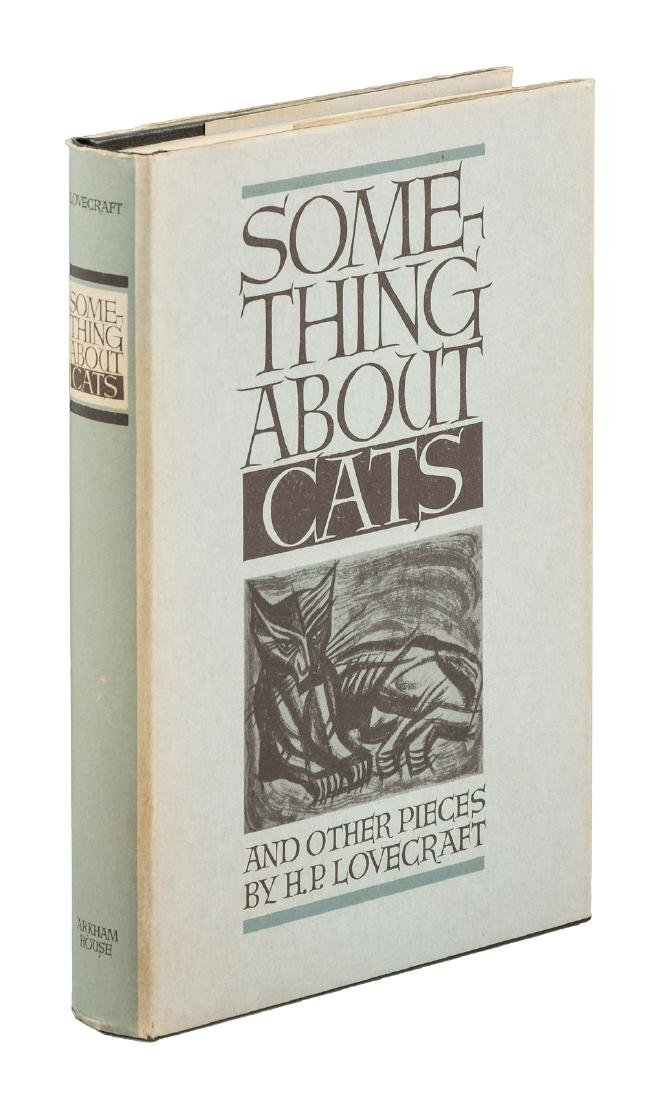 H.P. Lovecraft Something About Cats