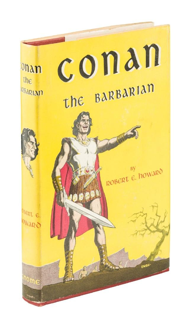 Robert E. Howard's Conan the Barbarian 1st edition