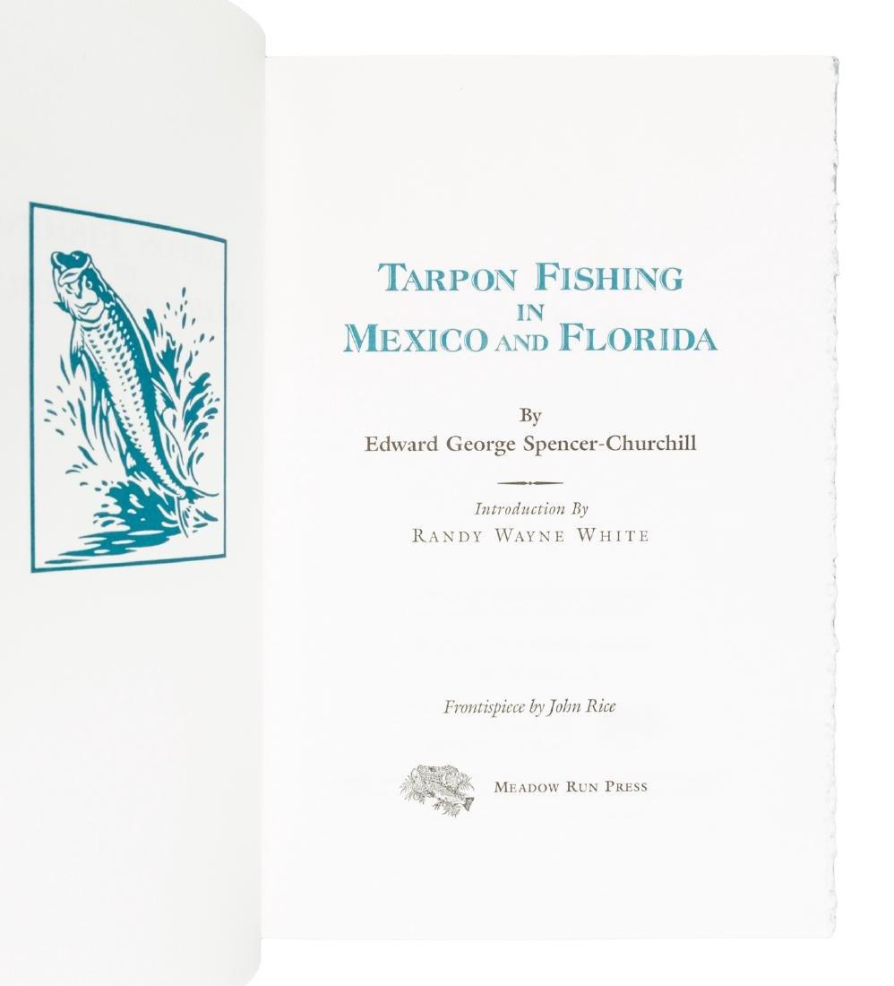 Churchill Tarpon Fishing in Mexico and Florida 1998 - 2