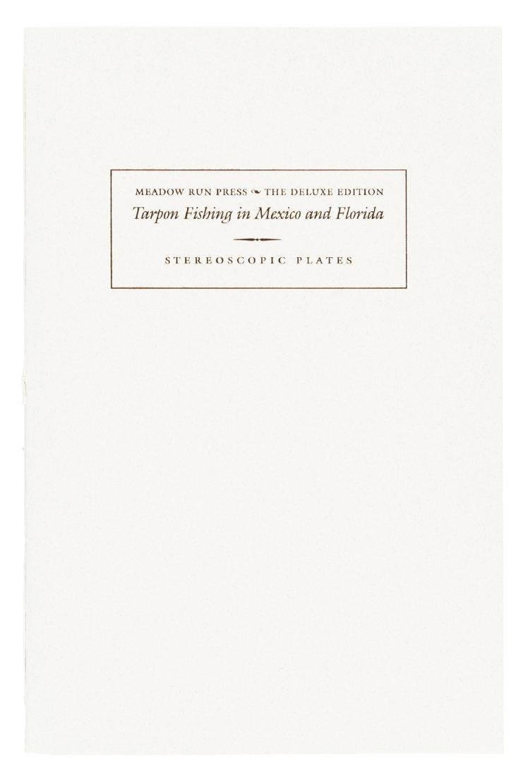 Churchill Tarpon Fishing in Mexico and Florida 1998 - 3