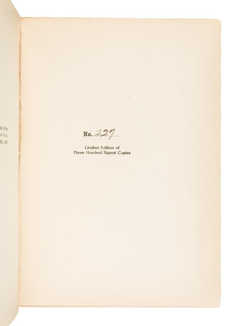 Ancestors of the Brook Trout, 1/300 copies - 3