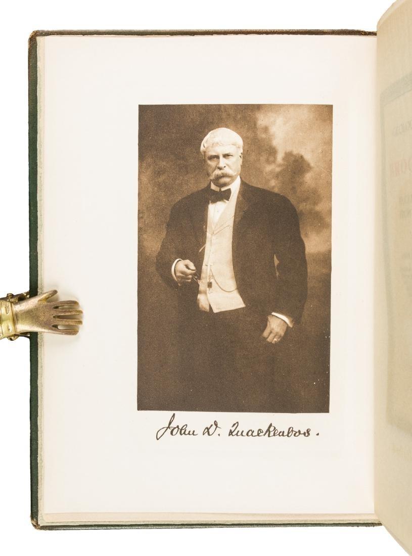 Ancestors of the Brook Trout, 1/300 copies - 4
