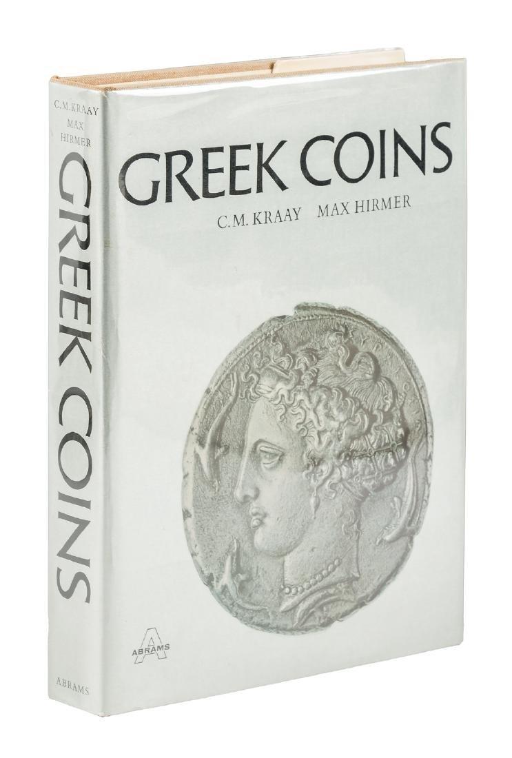 Kraay, Greek Coins w/over 1000 illustrations, dj