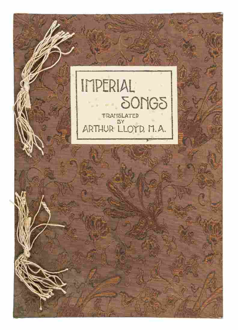 Poems by  The Emperor and Empress of Japan 1906
