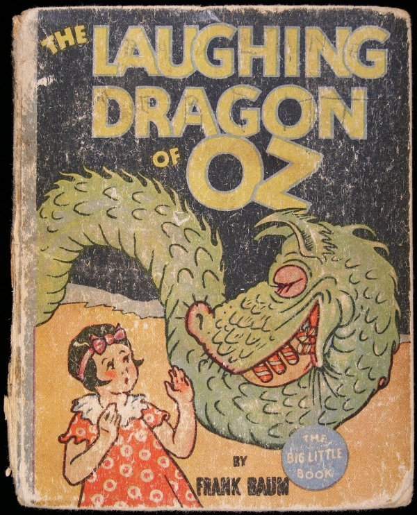 3: The Laughing Dragon of Oz