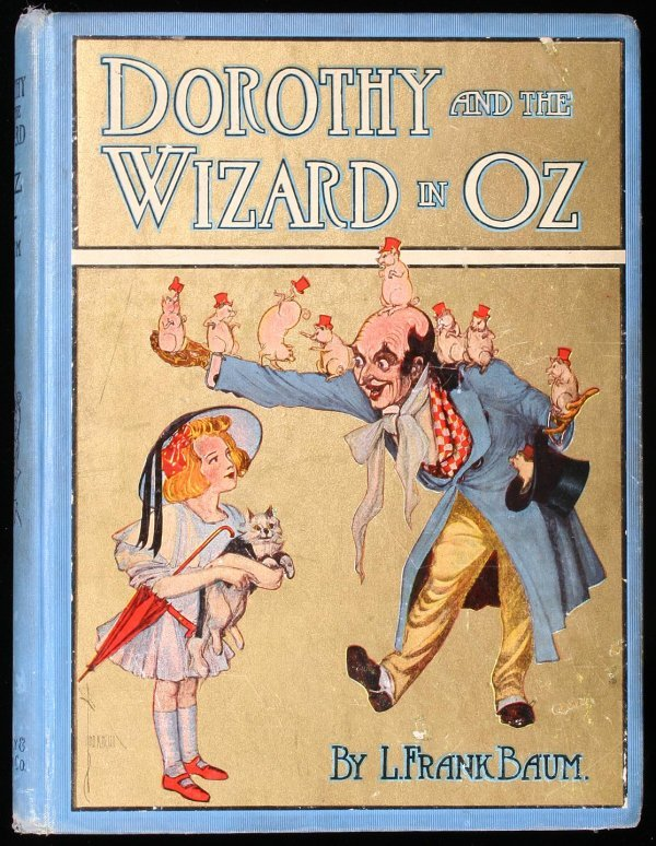 4: Dorothy and the Wizard in Oz