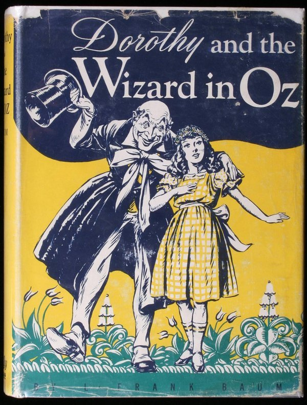 5: Dorothy and the Wizard in Oz