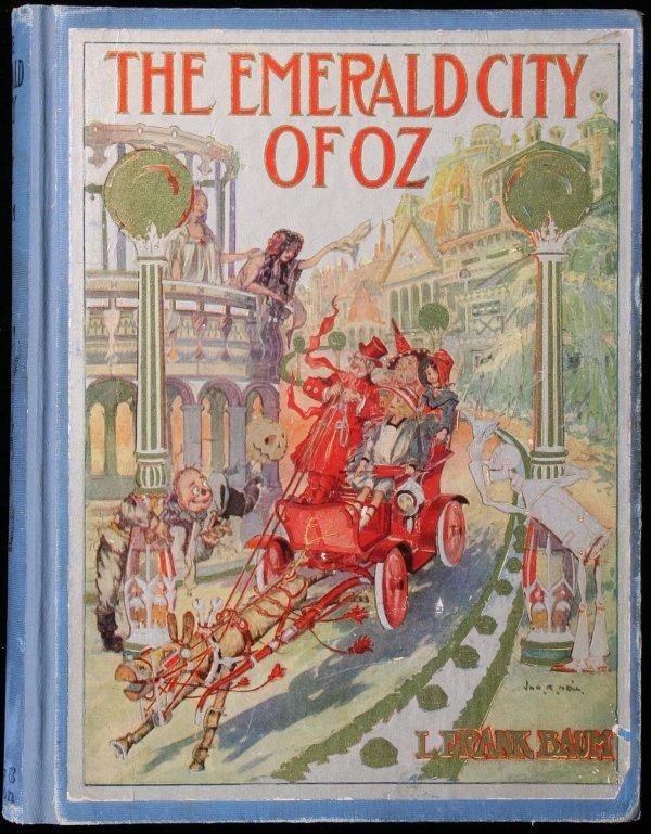 10: The Emerald City of Oz