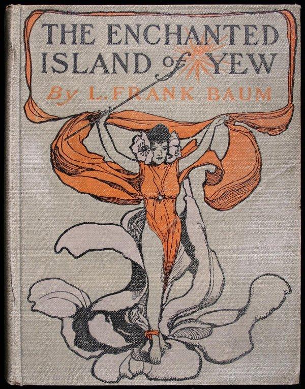 11: The Enchanted Island of Yew
