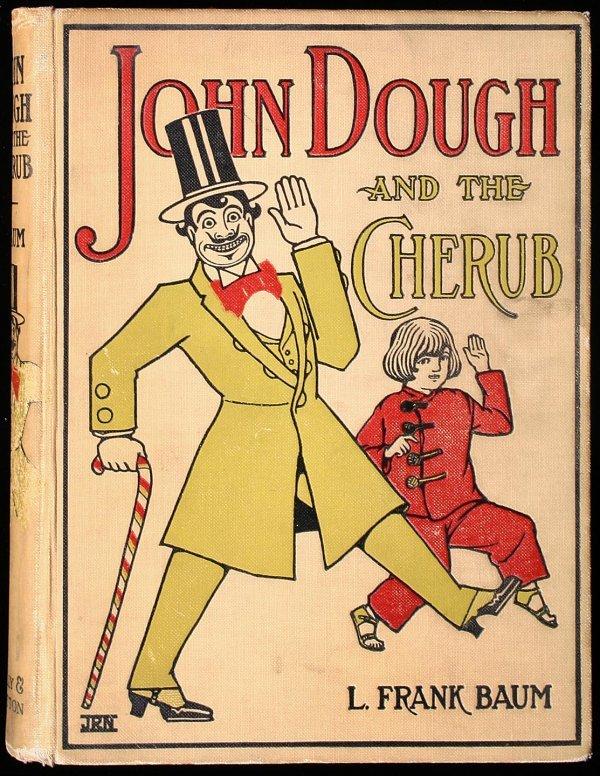 12: John Dough and the Cherub